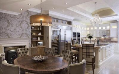 Key elements to consider in a luxurious Irish kitchen