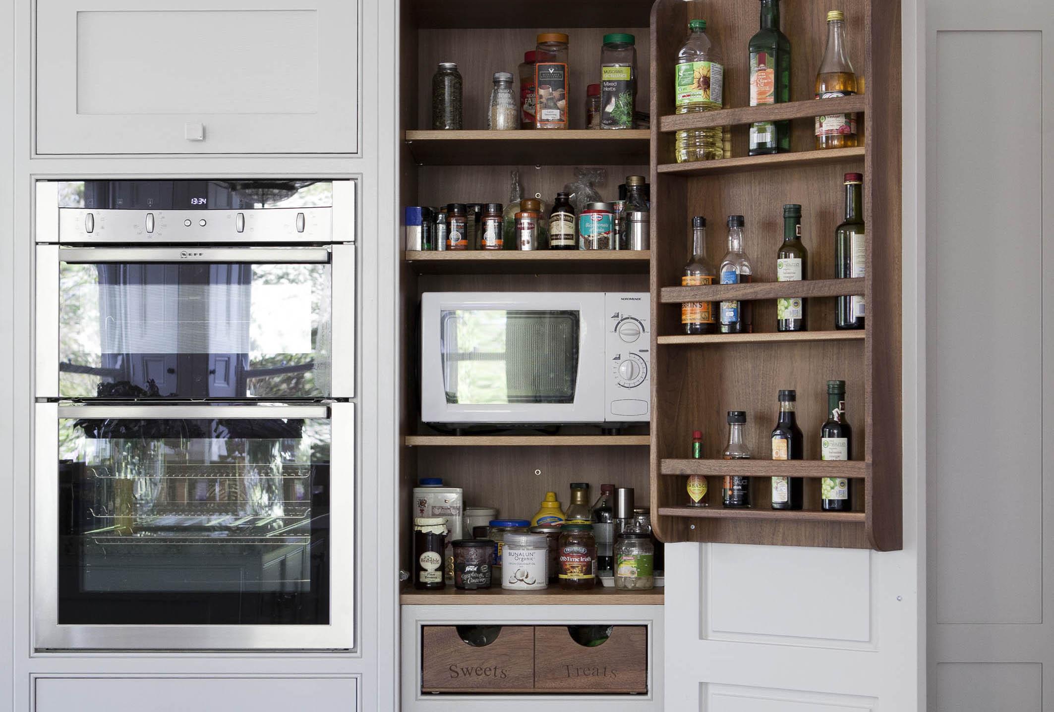 Grey Inframe Waterford Period Kitchen