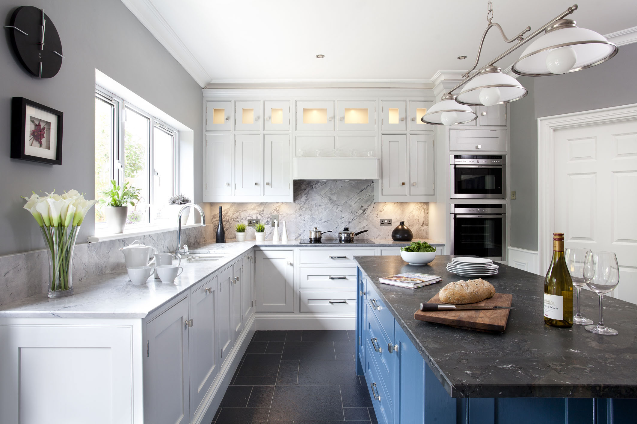 Luxury Kildare Bespoke Kitchen - O'Connors of Drumleck