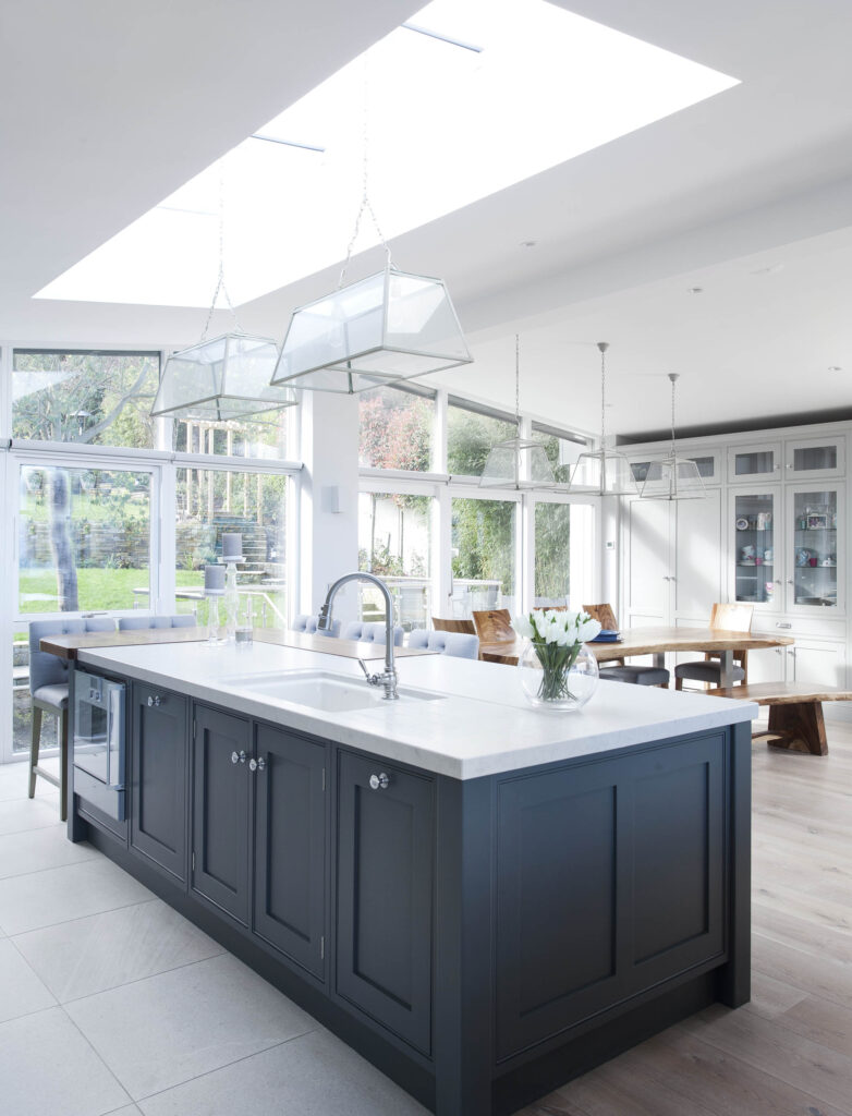 Maximise the natural light in any room, including kitchens, from cabinet choices and layout to paint colour recommendations